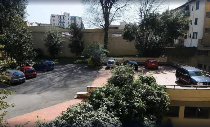 Uitzicht van Aparthotel Residence Porta Al Prato in Florence