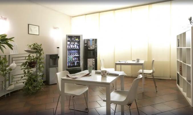 Lounge van Aparthotel Residence Porta Al Prato in Florence