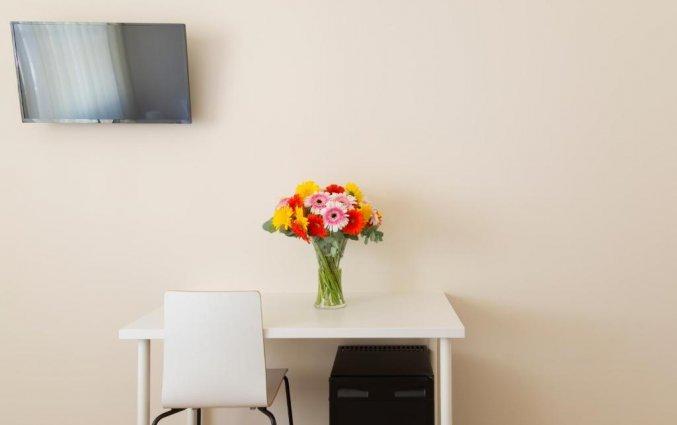 Tweepersoonskamer van Aparthotel Residence Porta Al Prato in Florence