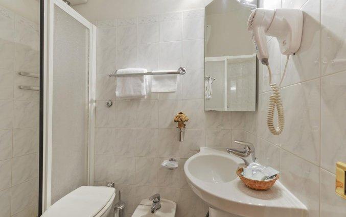 Badkamer van Hotel Jane in Florence