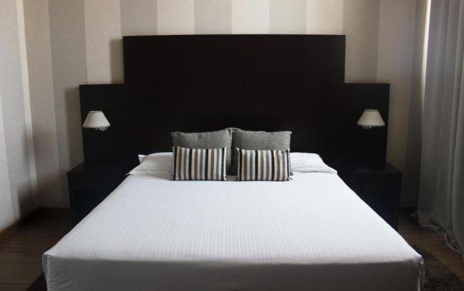 Tweepersoonskamer van C-Hotels Club in Florence
