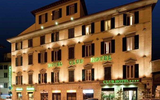 Gebouw van C-Hotels Club in Florence