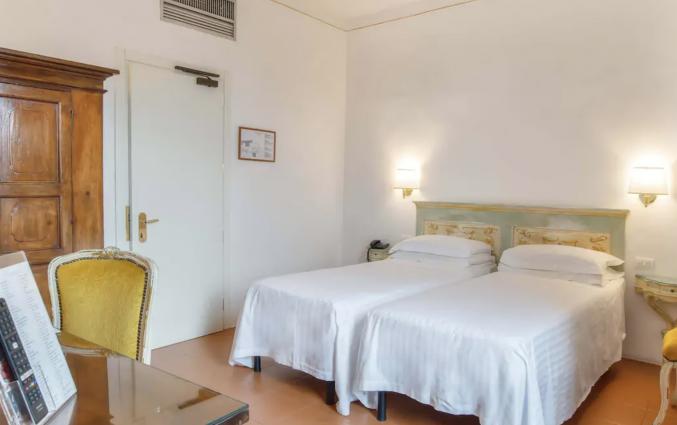 Slaapkamer in Hotel Machiavelli Palace