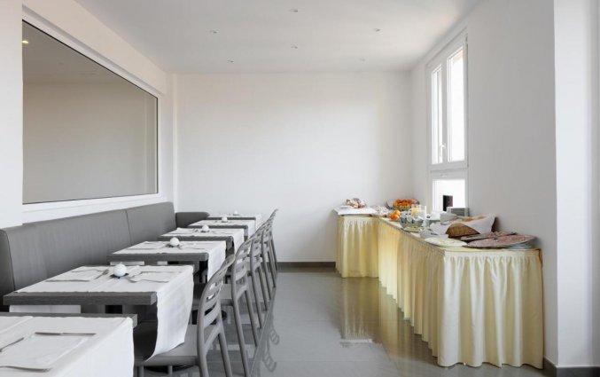 Restaurant bij hotel Cantoria Florence