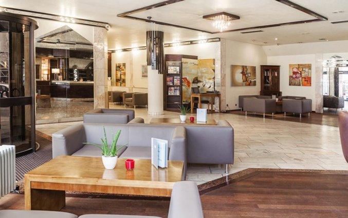 Receptie van Hotel Düsseldorf City by Tulip Inn in Düsseldorf
