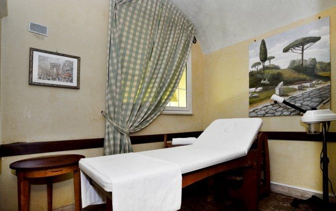Massageruimte van Hotel Palladium Palace Rome