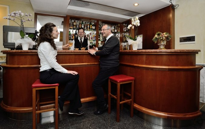 Bar van Hotel Palladium Palace Rome