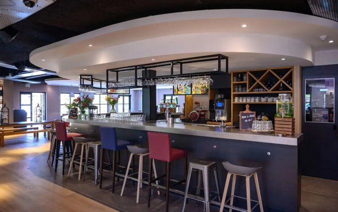 Bar van Hotel Campanile Eindhoven