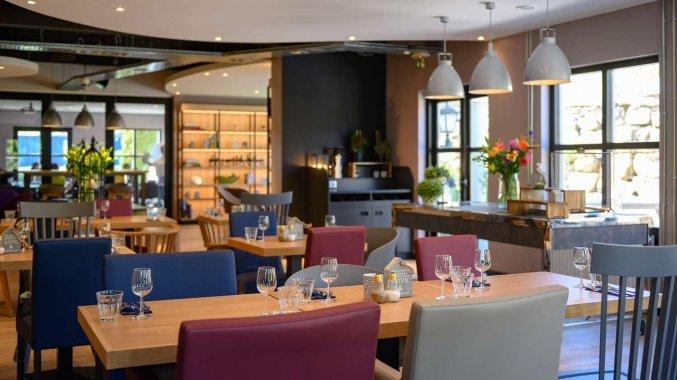 Restaurant van Hotel Campanile Eindhoven