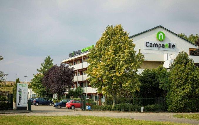 Voorkant van Hotel Campanile Eindhoven