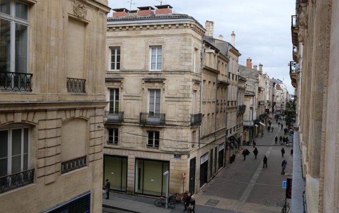 Gebouw van Hotel Gambetta in Bordeaux