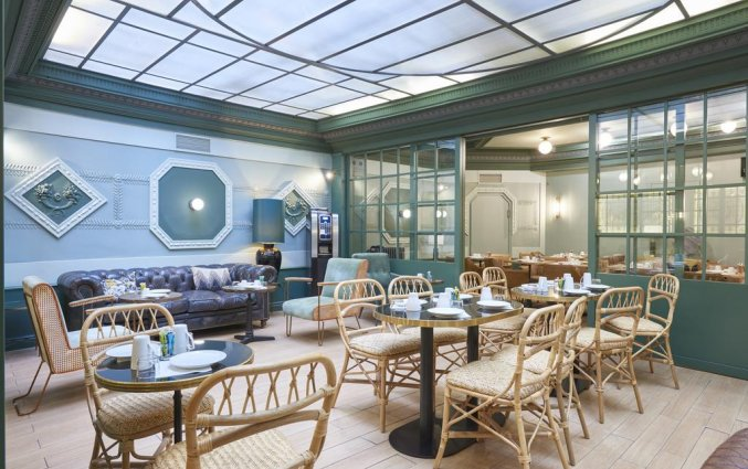 Restaurant van Hotel Konti by HappyCulture in Bordeaux