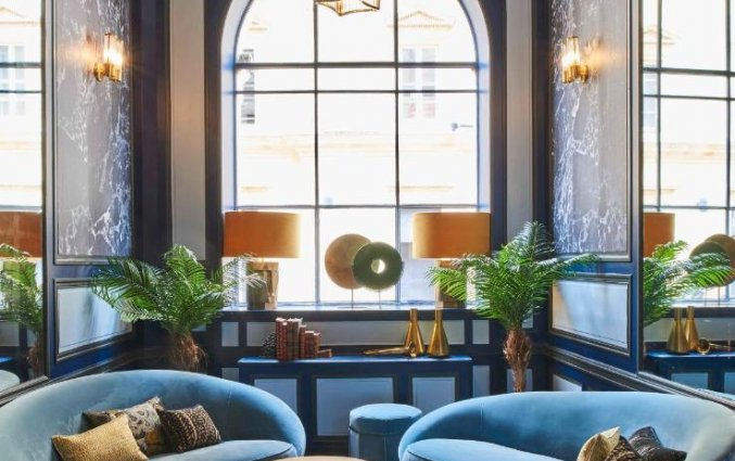 Zithoek van Hotel Konti by HappyCulture in Bordeaux