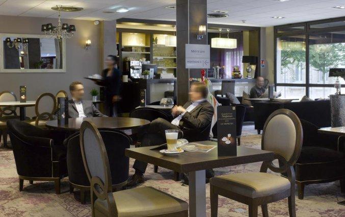 Eetzaal van Hotel Mercure Bordeaux Centre Gare Saint Jean