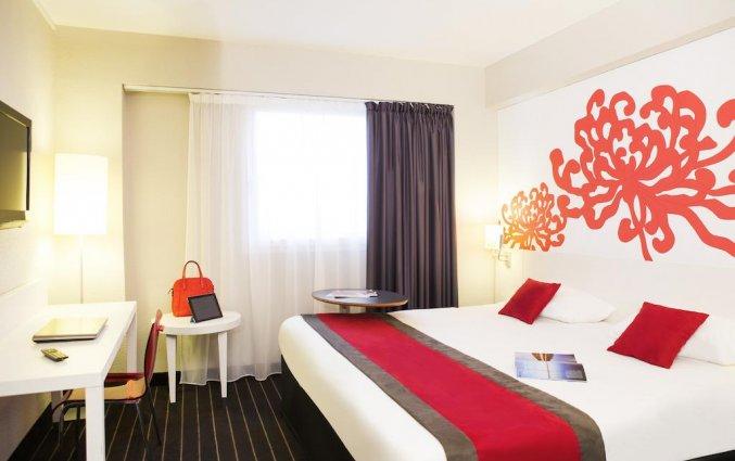Tweepersoonskamer van Hotel Ibis Styles Bordeaux Meriadeck