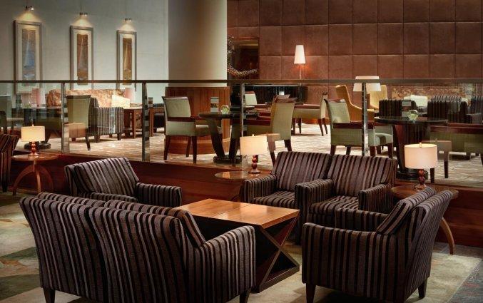 Lounge van Hotel Regent in Warschau