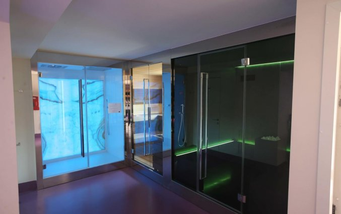 Welnesscentrum van Hotel Milano & SPA in Verona