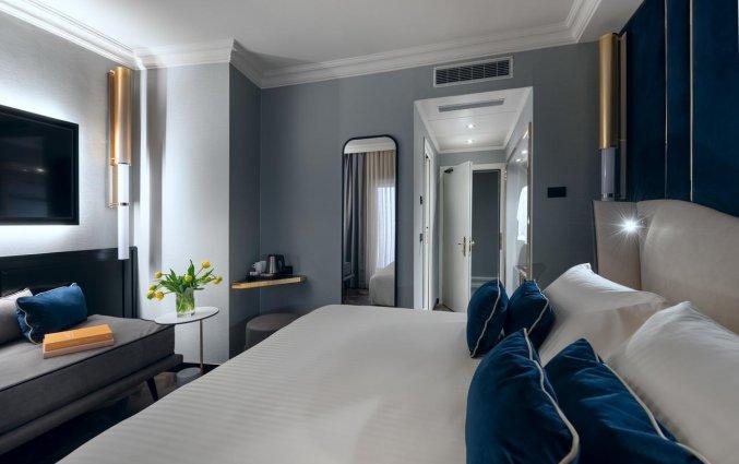 Tweepersoonskamer van Hotel Milano & SPA in Verona