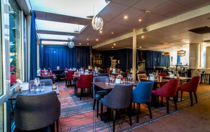 Restaurant in hotel Scandic Norra Bantorget in Noorwegen