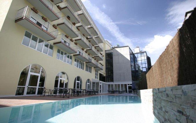 Zwembad van Hotel San Marco Fitness Pool & Spa Verona