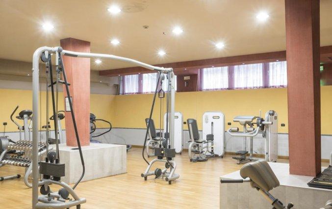 Fitness van Hotel San Marco Fitness Pool & Spa Verona