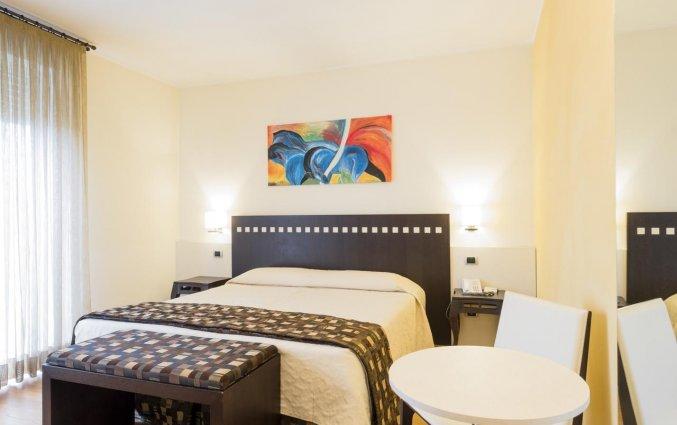 Tweepersoonskamer van Hotel San Marco Fitness Pool & Spa Verona
