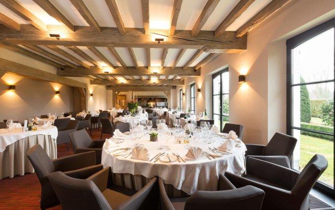 Restaurant van Hotel Restaurant Weinebrugge