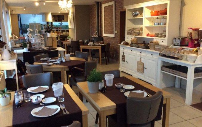Lounge van Hotel Butler Brugge
