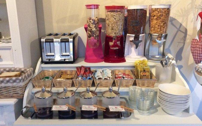 Ontbijt van Hotel Butler Brugge