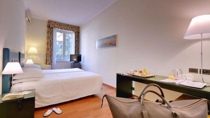 Hotelkamer Best Western Hotel Crimea in Turijn