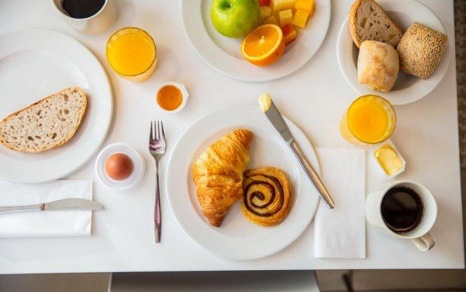 Ontbijt van Hotel Holiday Inn Express in Arnhem
