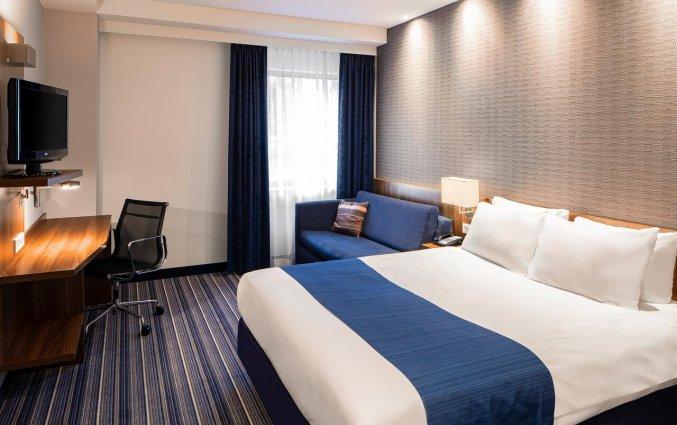 Tweepersoonskamer van Hotel Holiday Inn Express in Arnhem
