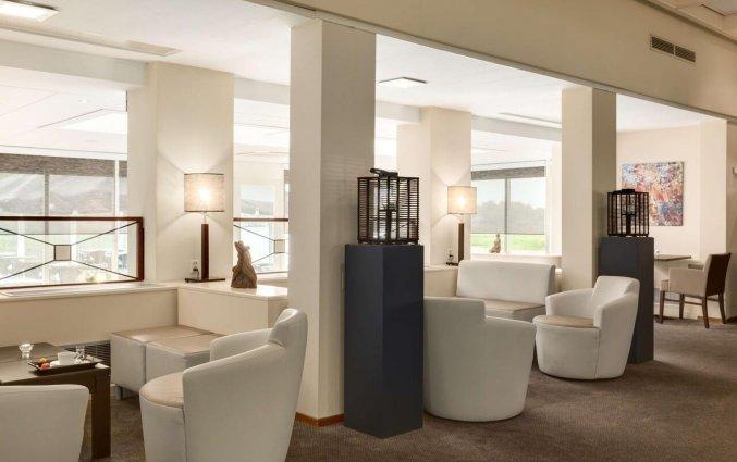 Lounge van NH Arnhem Rijnhotel in Arnhem