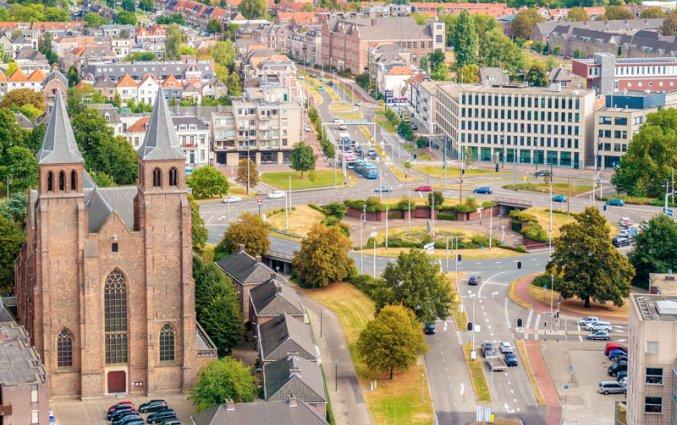 Arnhem - Uitzicht op de stad