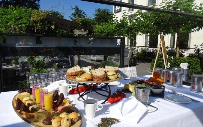 Lunch van Berghotel Best Western Plus Amersfoort in de Utrechtse Heuvelrug