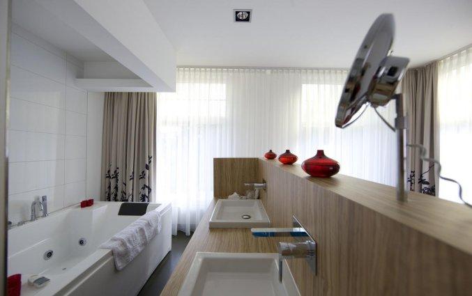 Badkamer van Berghotel Best Western Plus Amersfoort in de Utrechtse Heuvelrug