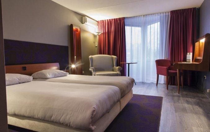 Tweepersoonskamer van Berghotel Best Western Plus Amersfoort in de Utrechtse Heuvelrug