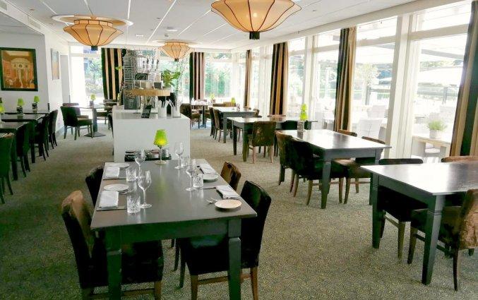 Eetzaal van Berghotel Best Western Plus Amersfoort in de Utrechtse Heuvelrug