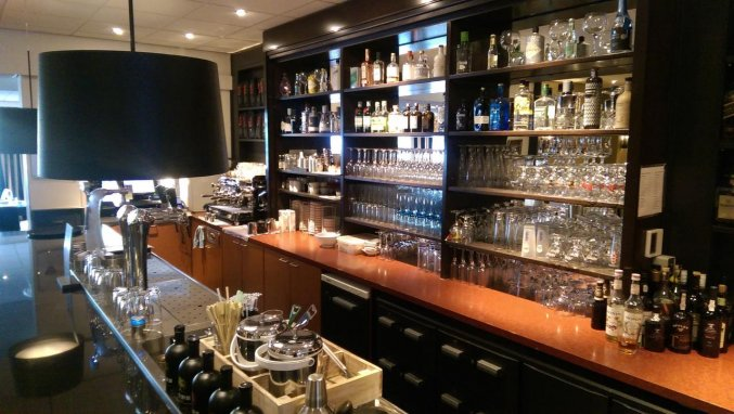Bar van Berghotel Best Western Plus Amersfoort in de Utrechtse Heuvelrug