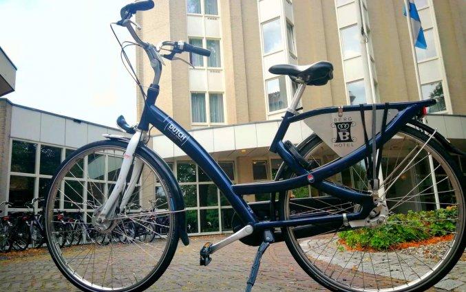 Huurfiets van Berghotel Best Western Plus Amersfoort in de Utrechtse Heuvelrug