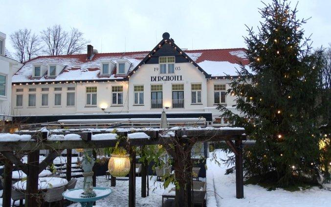 Gebouw van Berghotel Best Western Plus Amersfoort in de Utrechtse Heuvelrug