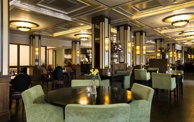 Restaurant van Hotel Oranje Leeuwarden in Leeuwarden