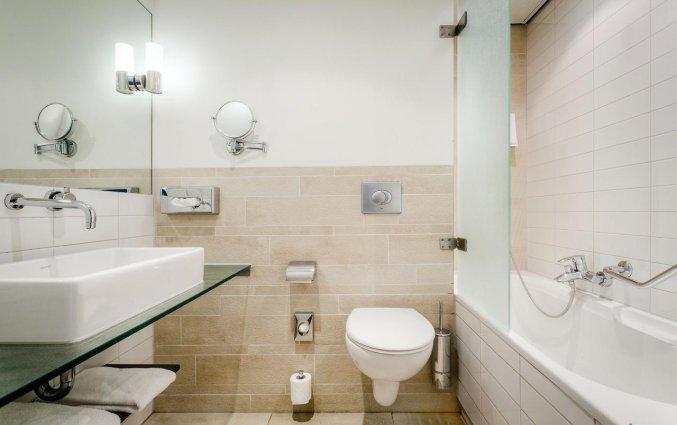 Badkamer van Hotel Oranje Leeuwarden in Leeuwarden