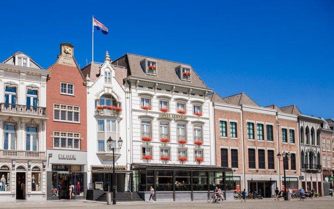 Gebouw van Hotel Golden Tulip Central in 's Hertogenbosch