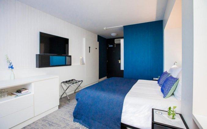 Tweepersoonskamer van Hotel Golden Tulip Central in 's Hertogenbosch