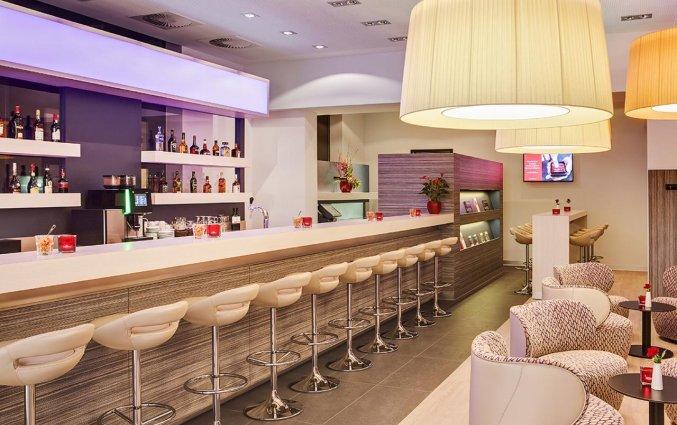 Bar van IntercityHotel Enschede