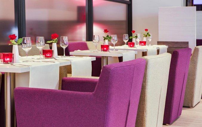 Restaurant van IntercityHotel Enschede
