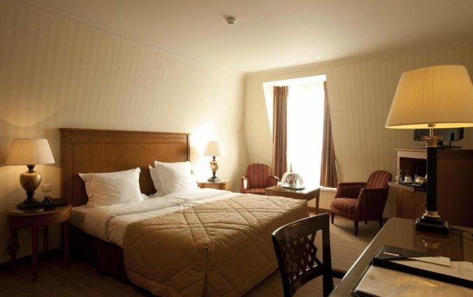 Tweepersoonskamer van Hotel The Peellaert Brugge Centrum – Adults only