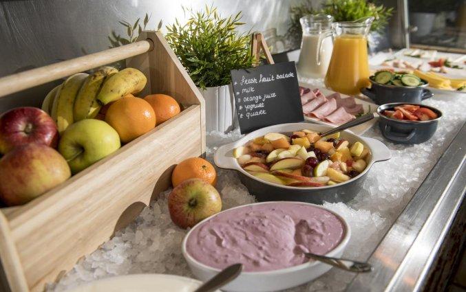 Ontbijtbuffet van Hotel Campanile Zwolle in Zwolle
