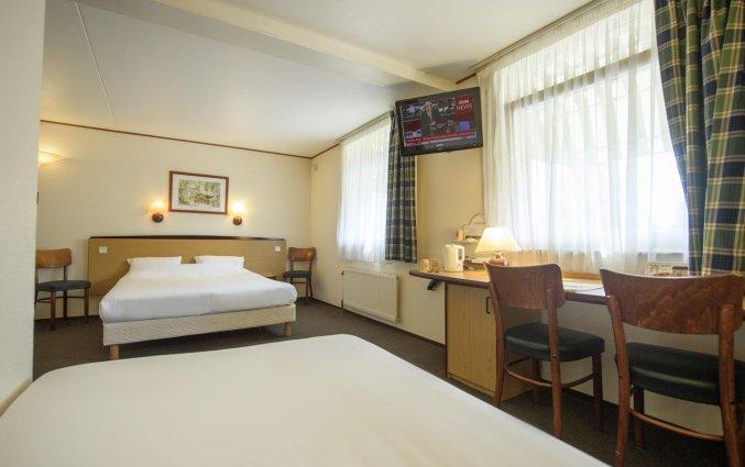 Tweepersoonskamer van Hotel Campanile Zwolle in Zwolle